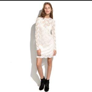 Alexa Chung for madewell dress